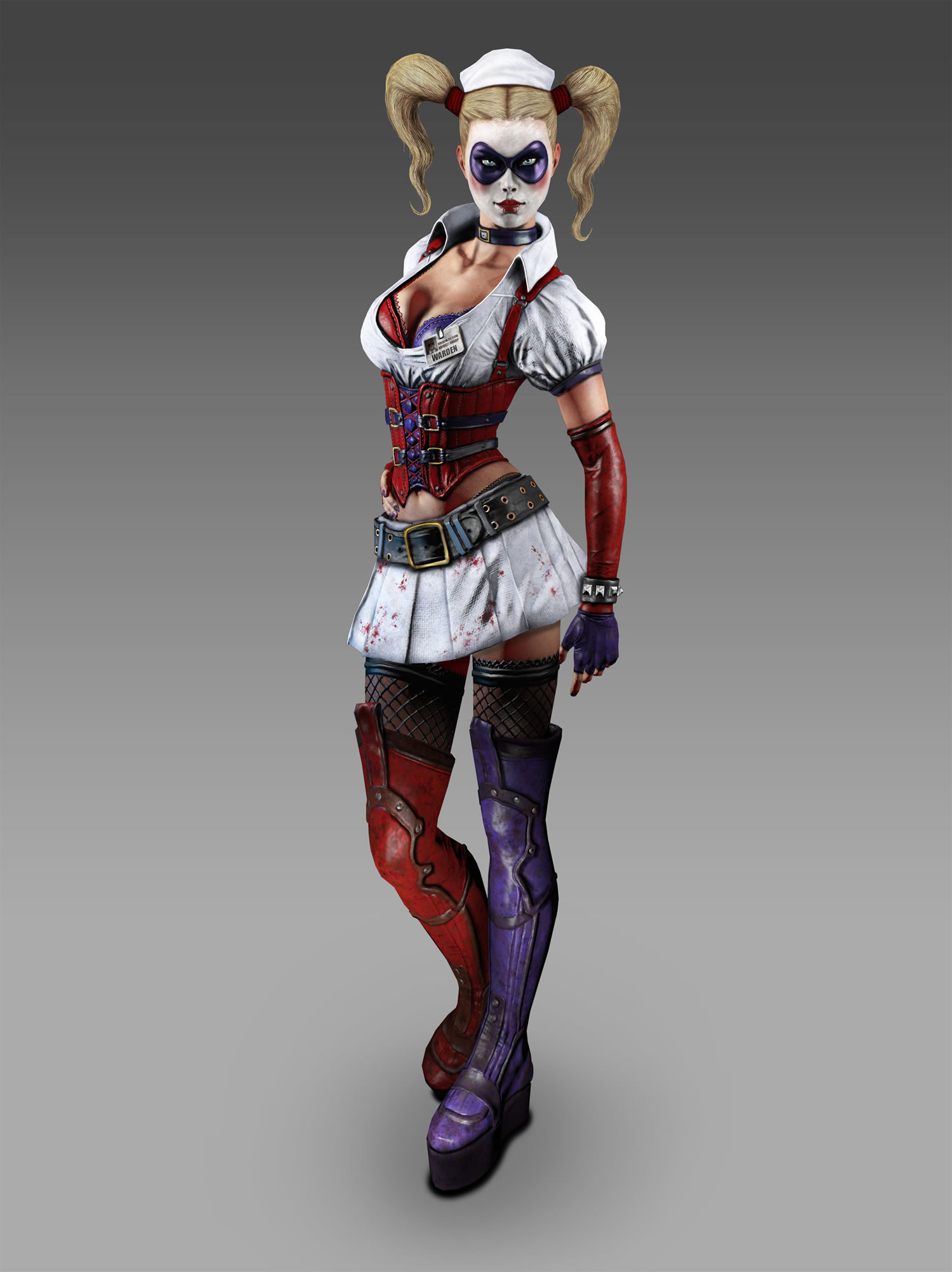 Happens. Let's batman harley quinn with