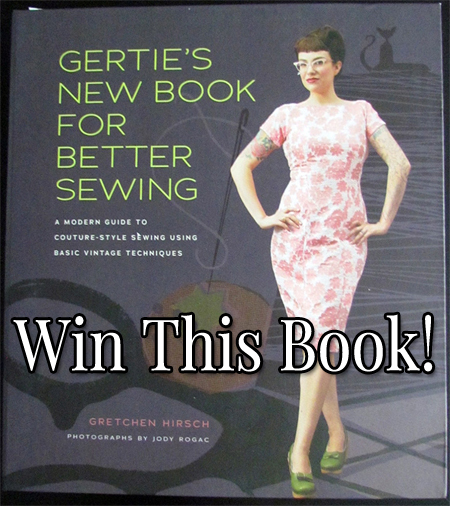 Win This Book - details at www.ThatsSewAmy.com